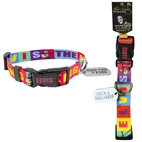 Dog Collar X-Large The King