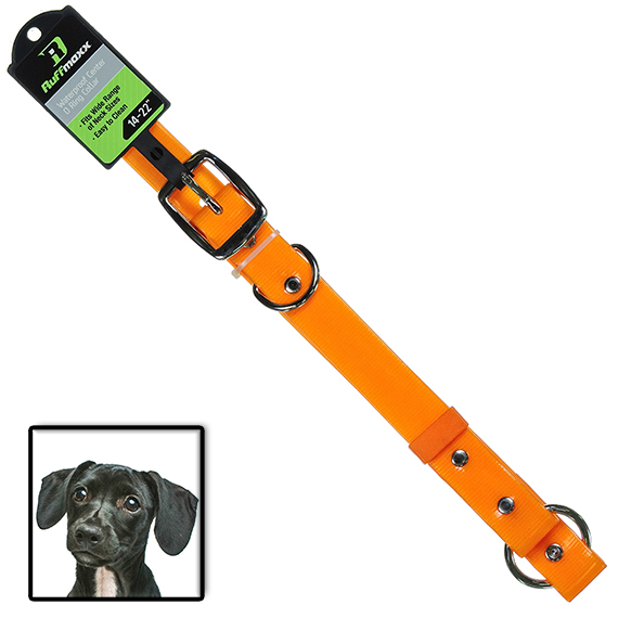 Ruff Maxx Waterproof Dog Collar 1