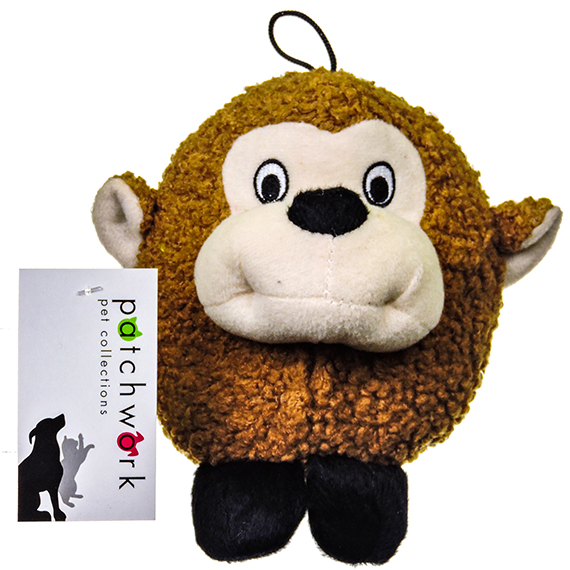 Monkey 7 inch Plush Pet Toy