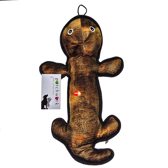 Swamp Creatures Lizard 15 inch Plush Pet Toy