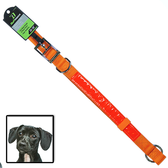 Ruff Maxx Reflective Dog Collar 1
