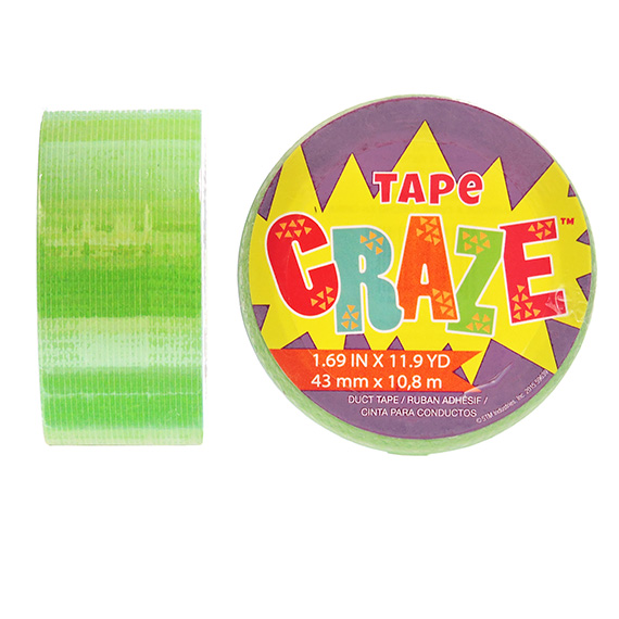 Tape Craze Green 11.9 yards