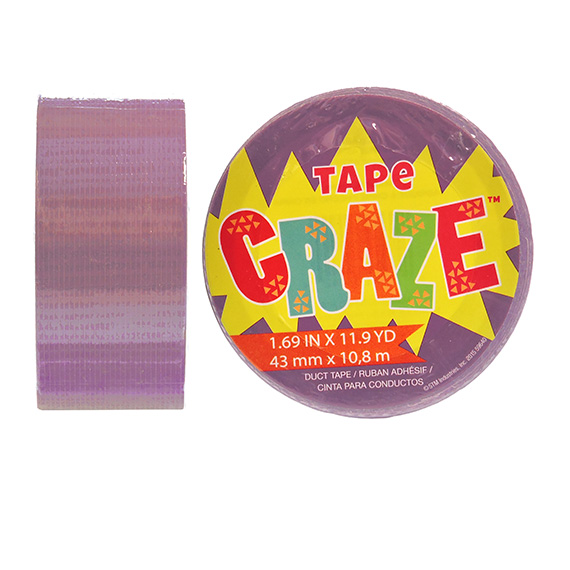 Tape Craze Purple 11.9 yards