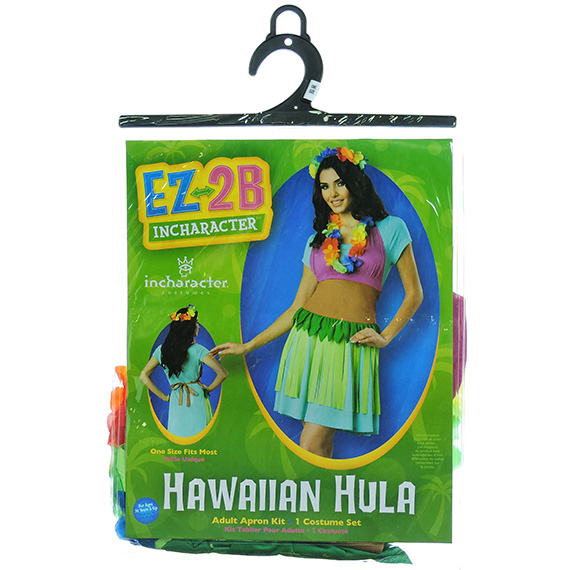 Hawaiian Hula Apron Kit