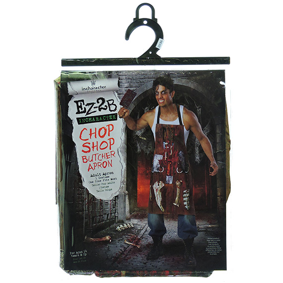 Chop Shop Butcher Apron