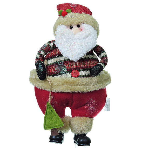 Santa Standing decoration