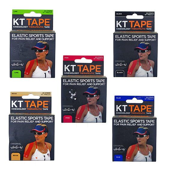 Kinesiology Therapeutic Tape-20 Strips-10