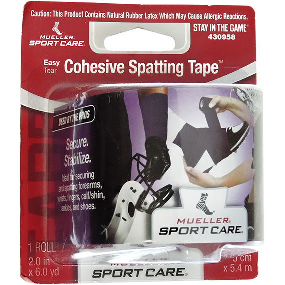 Athletic Spatting Tape Assorted Colors