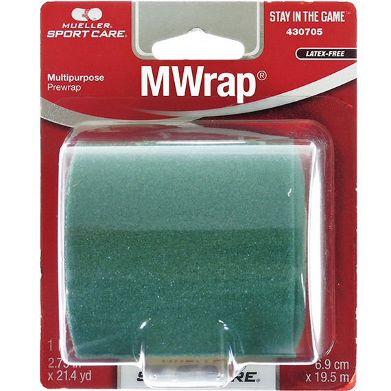Athletic Pre-Wrap Assorted Colors 2.75in x 21.4yd