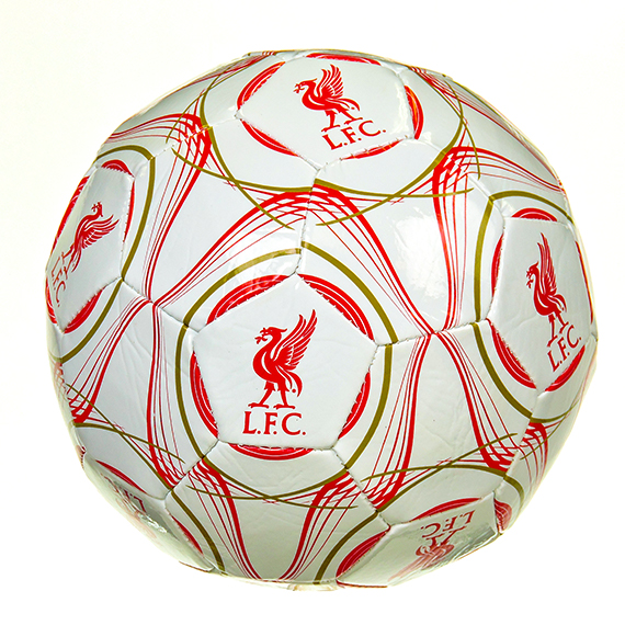Liverpool Fc Size 5 Ball uninflated