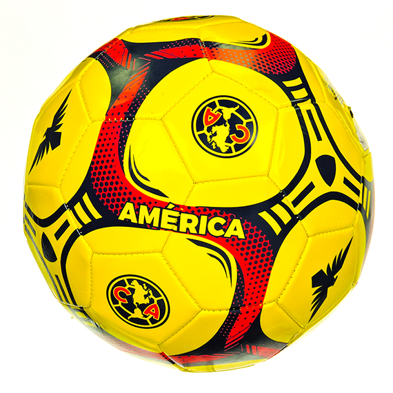 Club America Size 5 Ball uninflated