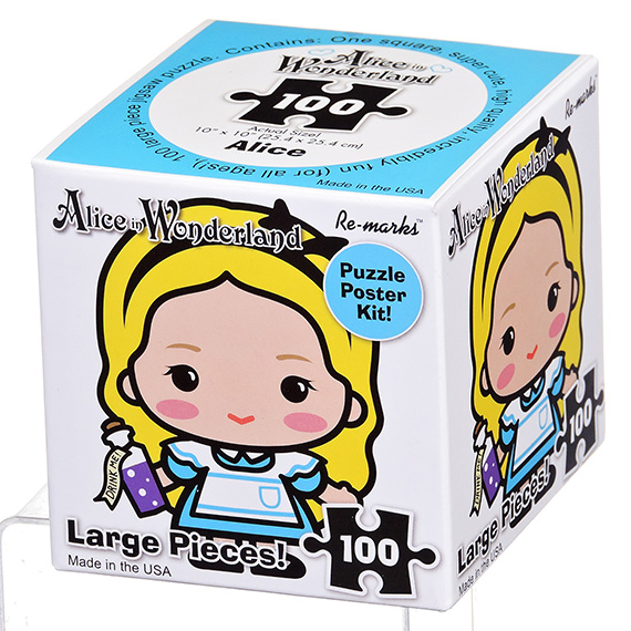 Re-Marks Puzzle - 100 Pc Alice