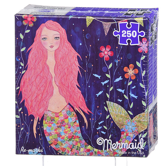 Re-Marks Puzzle - 250 Pc Luna Mermaid