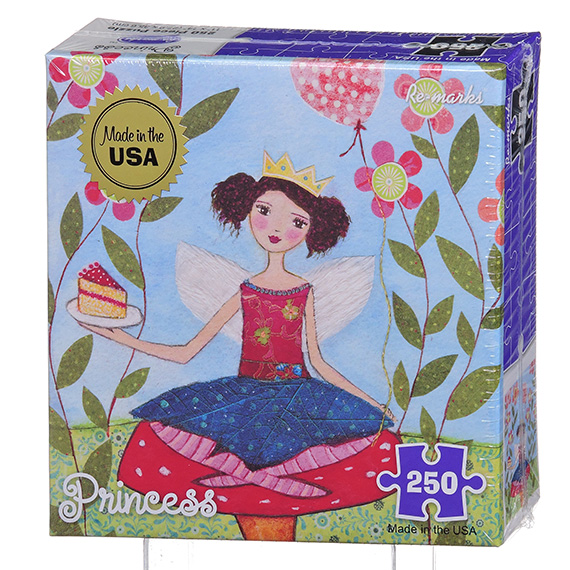 Re-Marks Puzzle - 250 Pc Luna Princess