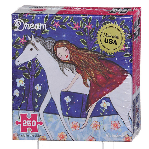 Re-Marks Puzzle - 250 Pc Luna Dream