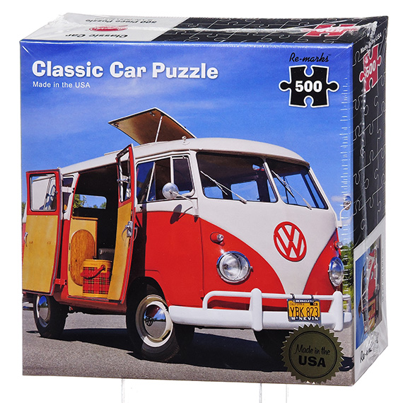Re-Marks Puzzle - 500 Pc Vw Van
