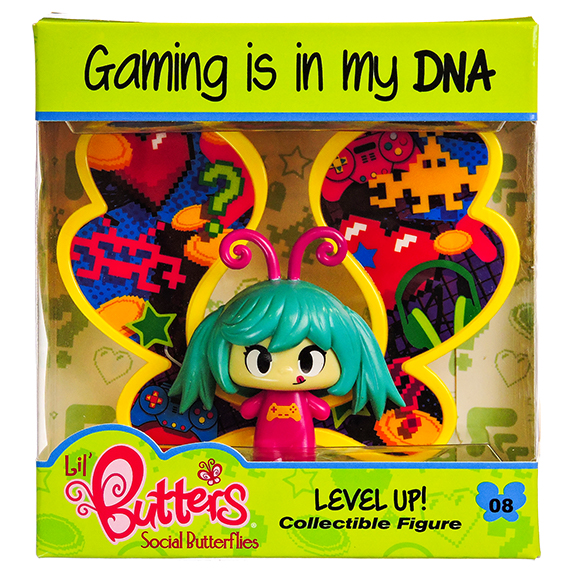 Lil Butters Collectible Figures 08 Level Up S2 -No Online