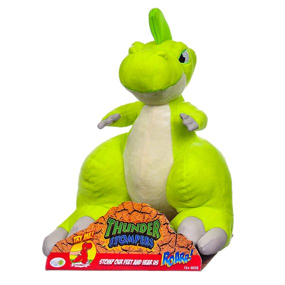 Thunder Stompers Plush - Flash the Corythosaurus