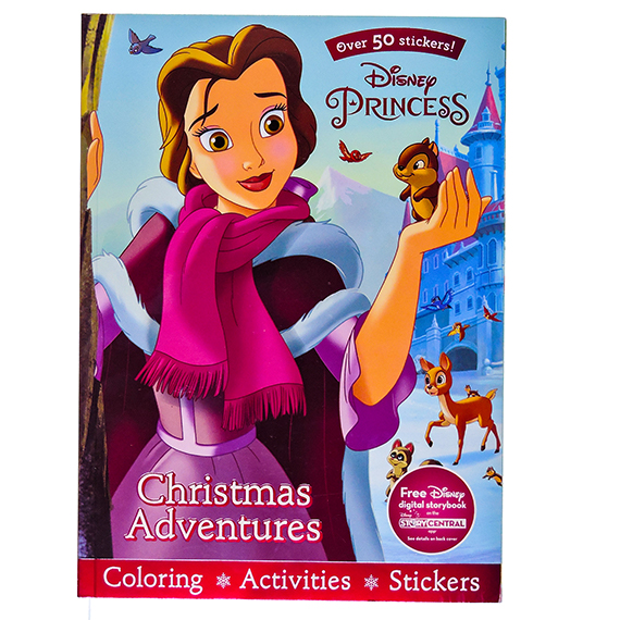 Disney Princess Christmas Adventures