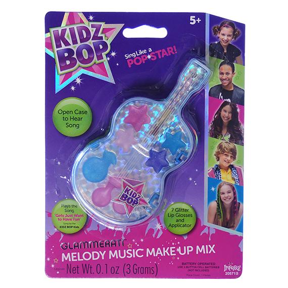 Make Up Kit Kidz Bop® Melody Music Assorted